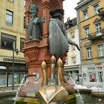 Kaiserbrunnen in Konstanz