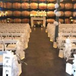 Our wedding at Guardian Cellars.