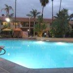 Swimming Pool, Welk Resort, Cathedral City, Ca