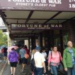 Fortune of War - George Street