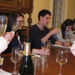 Wine class and tasting