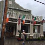 Mulconry's Irish Pub - outside