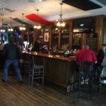 Mulconry's Irish Pub - the bar