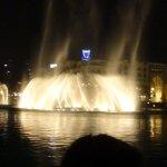 Экскурсия. Дубай Молл. Фонтаны