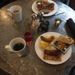 The Finch - Buffet breakfast