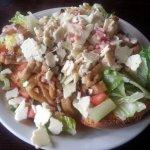 the frezelle salad
