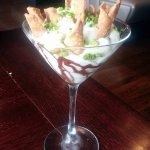 dessert - cannoli in a glass