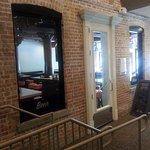 interior entrance to Armand's from the Metropolis Ballroom entrance