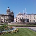 Queens Gardens Fountains