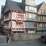 Exemple de maisons médiévales