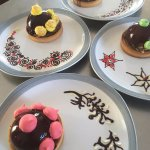 Chocolate tart - French & Pastry classes in France - A course to encourage your creative skills