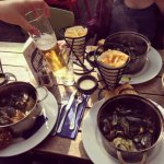 came in for the £6 mussels and chips deal and was not disappointed. 10/10.