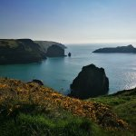 Mullion Cove - very Poldark!