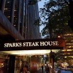Sparks Steak House New York