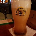 Draft Boddingtons in a US airport , who thought