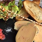 foie gras mi-cui vraiment maison !!!
