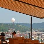 Restaurant- und Caféterrasse