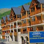 Foto de Residence Odalys Le Soleil d'Aure