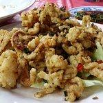 Pepper Squid