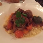 Couscous with Lamb Shank