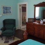 Reading Recliner in the jasmine Room