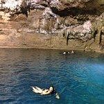 Foto de Cenotes Tamcach-Ha & Choo-Ha