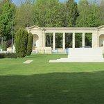 British War Cemetery Foto