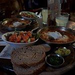 Best Shakshuka in Jerusalem