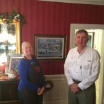 hosts John & Patty of bnb in Fuqua-Varina