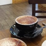 Small cappuccino