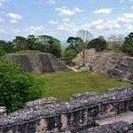 Xunantunich Mayan site