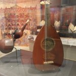 Trumpet and Oud (Lute), 19th c.