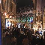 Damascus open air market