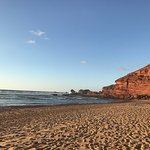 Photo de Legzira Beach