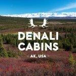 Denali Cabins Logo