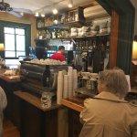 Photo of art cafe of nyack