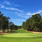 Mid Pines 18th Green