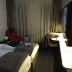 Photo de DORMERO Hotel Frankfurt