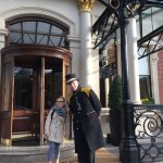 Friendly staff and historic hotel!