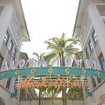 Front of Aloha Tower Marketplace