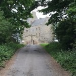 """""""Lallybroch"""" which is found on the Hopetoun Estate."""