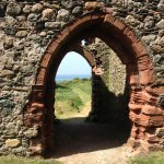 Archway, Piel Castle