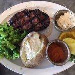 Beef Filet Dinner