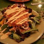 Malanga Serrano Bacon Crusted Grouper ($16.75)