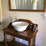 Sink in The Ella Virginia Suite