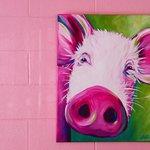 Фотография Pink Pig