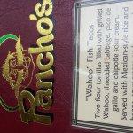 Foto di Pancho's Restaurant
