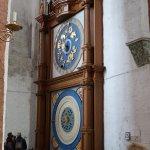 Reloj astronómico Iglesa Santa Maria Lubeck