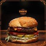 Benedictus Burger & Beer