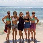 @Padang Padang beach, Julia Robert beach for Eat, Pray and Love shoot